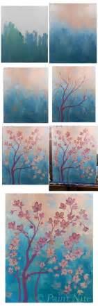 acrylic painting step by step de 288 bedste billeder fra p 229
