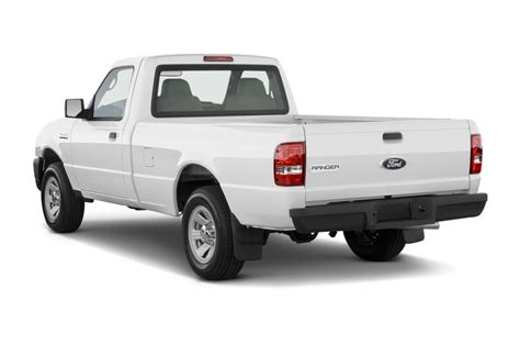 2011 Ford Ranger Regular Cab by 2011 Ford Ranger Reviews And Rating Motor Trend