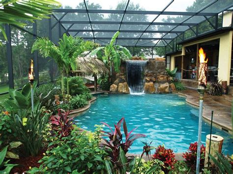 tropical backyard design ideas 25 best ideas about tropical backyard on