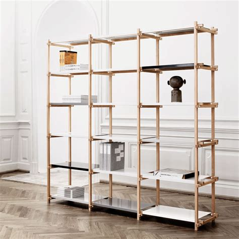 standing l with shelves 34 freestanding shelving systems that as room
