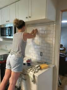backsplash images for kitchens best 25 subway tile backsplash ideas only on