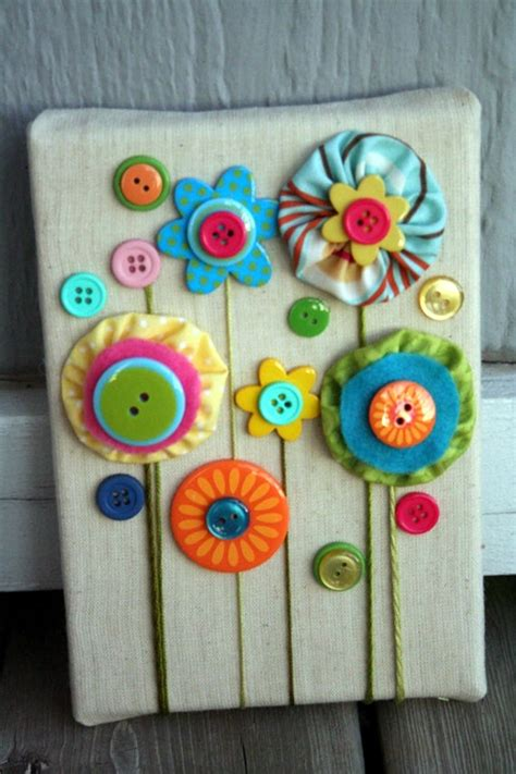 crafting projects 40 cool button craft projects for 2016 bored