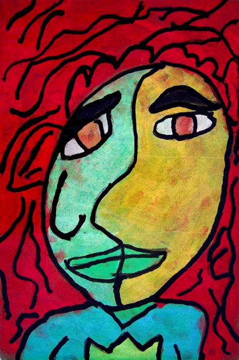 picasso paintings portraits a knows mess pablo picasso self portraits