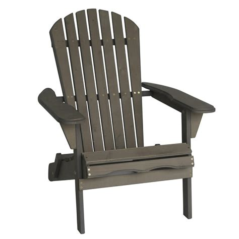 adirondack chairs lifetime lifetime simulated wood patio adirondack chair 60064 the
