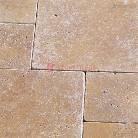 noce tumbled french pattern travertine tiles stone tile us
