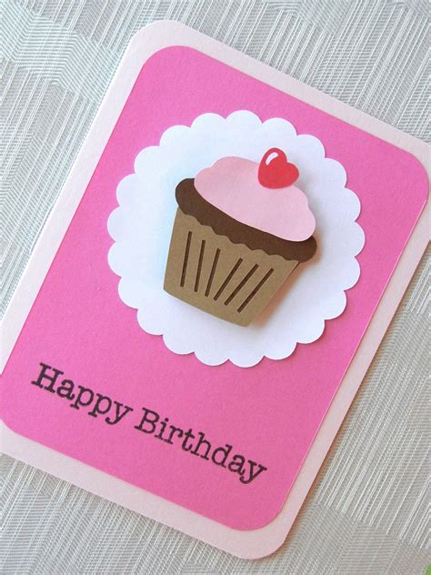 make handmade birthday cards easy diy birthday cards ideas and designs