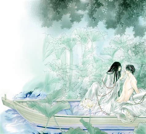 the water god of the water god soah habaek minitokyo