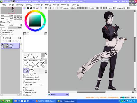 paint tool sai pack version painttool sai 1 2 0 free