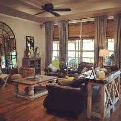 pictures of living room furniture warm country cottage living room painted sofa coffee