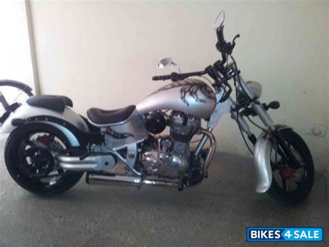 Modified Bikes Bangalore by Second Modified Bike Vardenchi Chopper In Bangalore