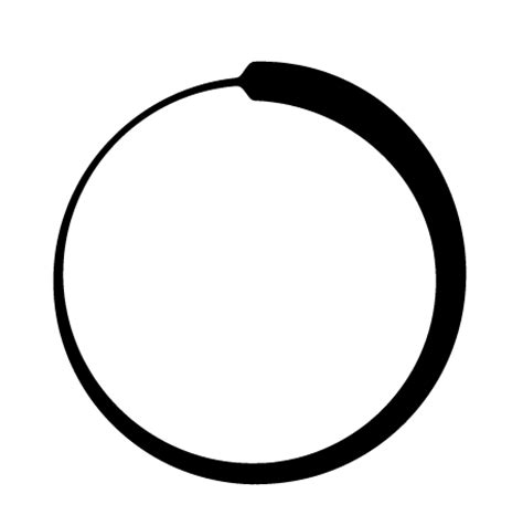 photoshop rubber st tool how to create a circle moving from thin line to a thicker