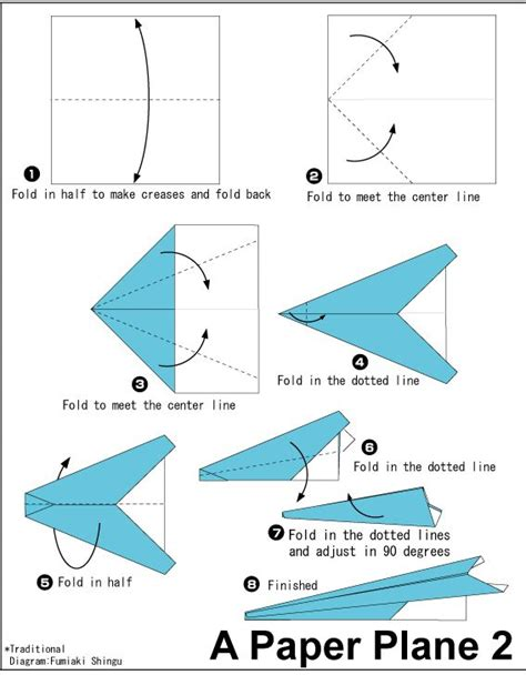 how to make origami paper plane 13 best paper airplanes images on paper