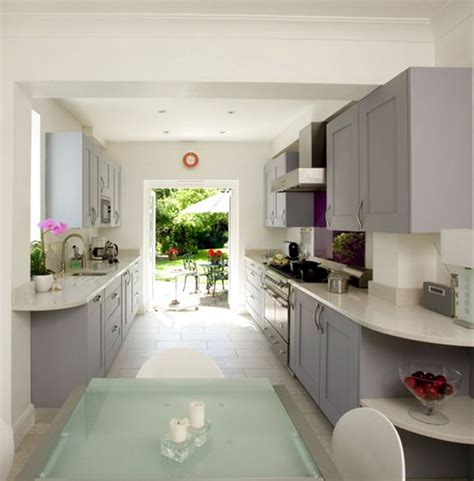 Design Ideas For Galley Kitchens most popular kitchen layout and floor plan ideas