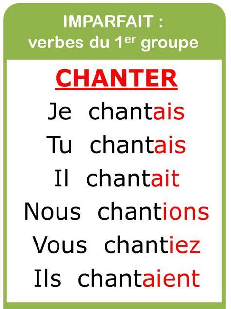 imparfait verbes du 1er groupe ppt t 233 l 233 charger