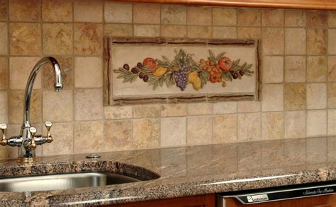 kitchen tile murals tile backsplashes kitchen decorative mural backsplash mediterranean tile albuquerque by timelesstiles