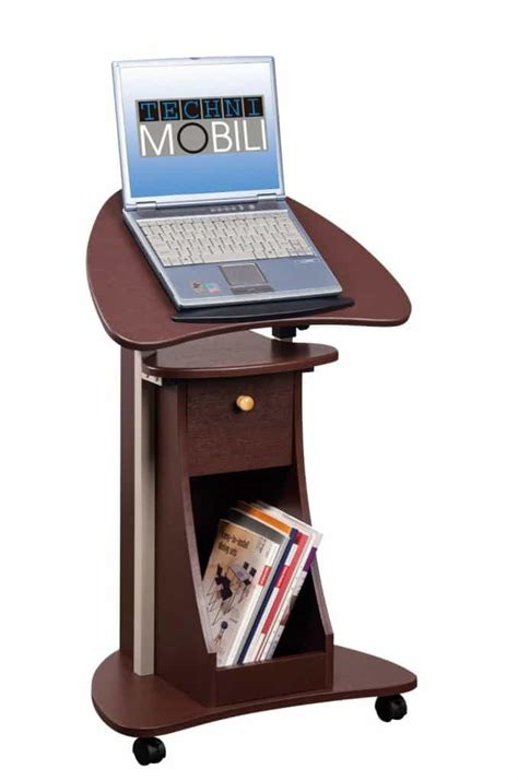 rolling standing desk 7 unique standing desk designs you ll
