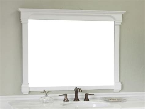frames for bathroom mirror framed mirrors for bathrooms pottery barn mirrors