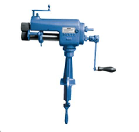 pexto 622 beading machine sheet metal crimping and beading combination machine