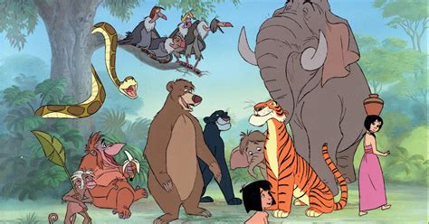 jungle book characters names and pictures quiz which jungle book character is your spirit animal