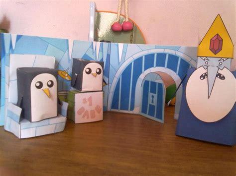 adventure time paper crafts adventure time papercraft by miekochan59 on deviantart