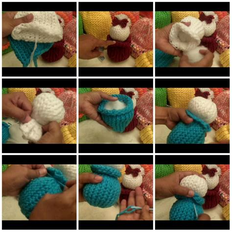 how to make a knitting doll loom knit a doll
