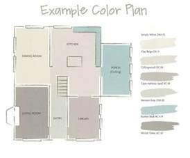 paint colors open floor plan a whole house paint color plan paint colors house and