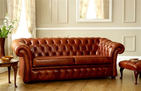 traditional leather sofas gladbury traditional leather sofa