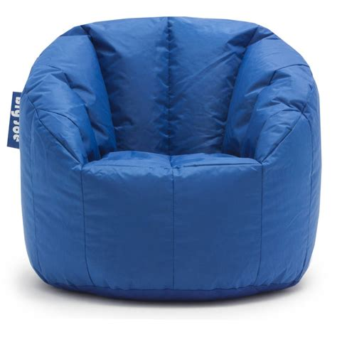 Big Bean Bag Chairs For by Big Joe Bean Bag Chair Colors Blue For