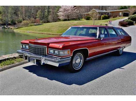 Classic Cadillac by Classic Cadillac For Sale On Classiccars 833 Available