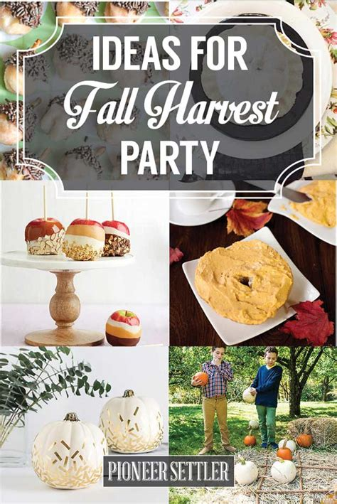 harvest festival crafts for how to throw the best fall harvest festival on your