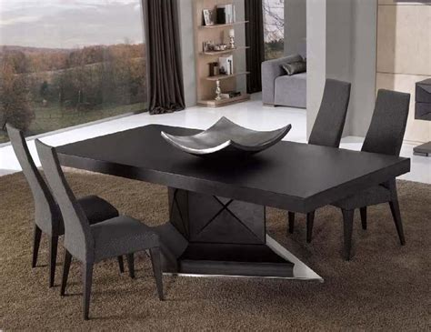 dining table contemporary contemporary dining table buying guides to furnish your