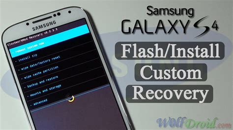 how to fix flash fail for samsung galaxy how to flash install custom recovery for samsung galaxy s4 odin