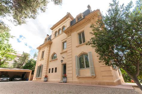 casas lujo barcelona viviendas de lujo en barcelona casa alella zona alta