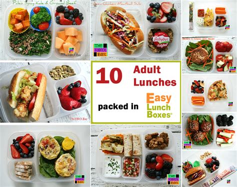 work for adults 100 of the best packed lunch ideas for work