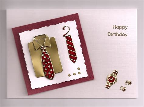 mens birthday cards to make handmade birthday cards for let s celebrate