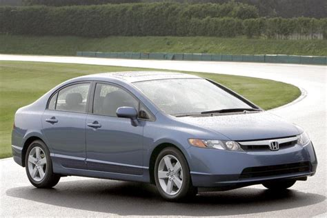 2006 Honda Civic Review by 2006 Honda Civic Reviews Specs And Prices Cars
