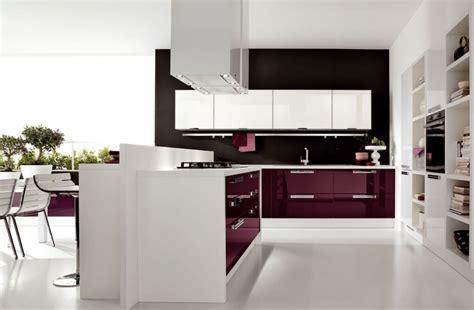 purple kitchen designs 25 cool purple kitchen design ideas baytownkitchen