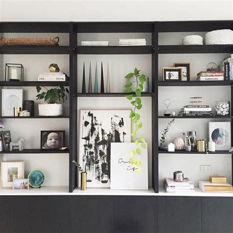 black bookshelves best 25 black bookcase ideas on tea and books