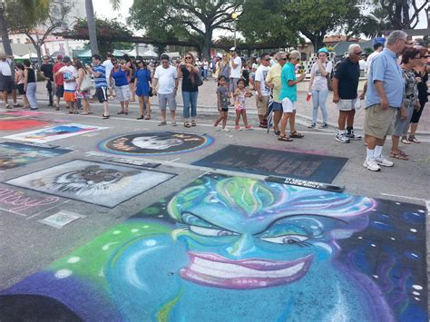 annual painting festival annual painting festival south florida finds