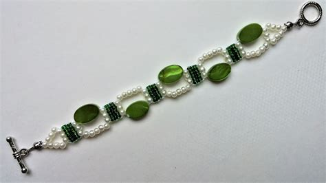 simple beading projects for beginners how to make a beaded bracelet easy pattern for beginners