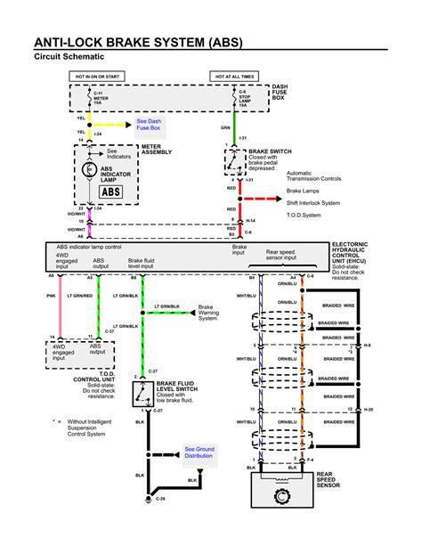 repair guides brake system 2004 anti lock brake system autozone com