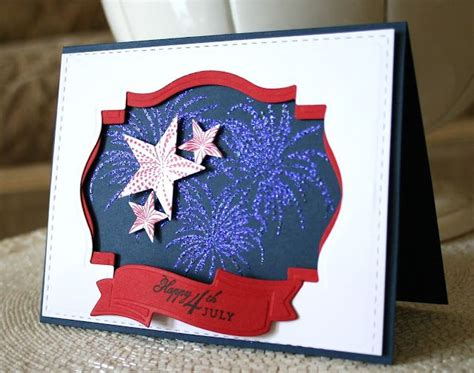 4th of july cards to make 17 best images about scrapbooking july 4th memorial day