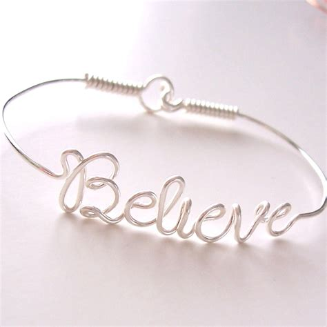 how to make wire name jewelry bracelet wire name bracelet wire name personalized wire