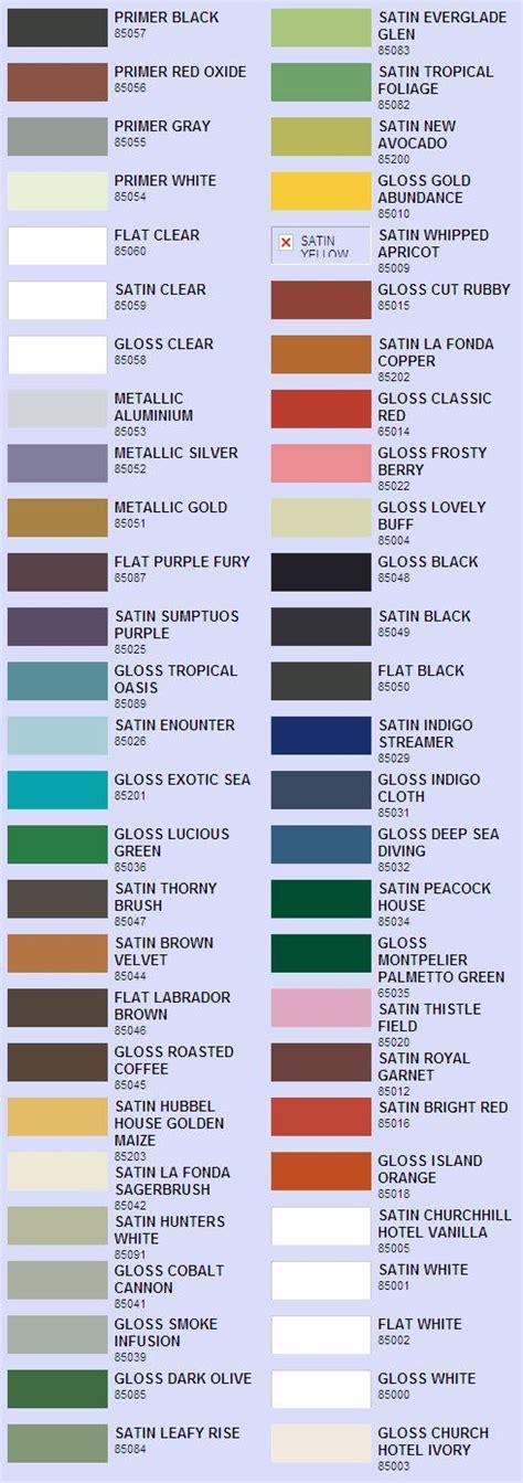 spray paint colors best 25 enamel spray paint ideas on outdoor