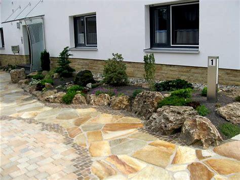 Der Naturstein Garten natursteine und garten gestalten nowaday garden