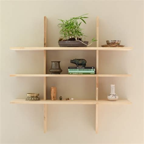 contemporary wall shelves grid locking shelves contemporary display and wall