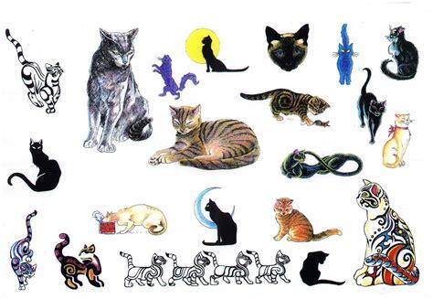 cat designs top black cat flash images for tattoos
