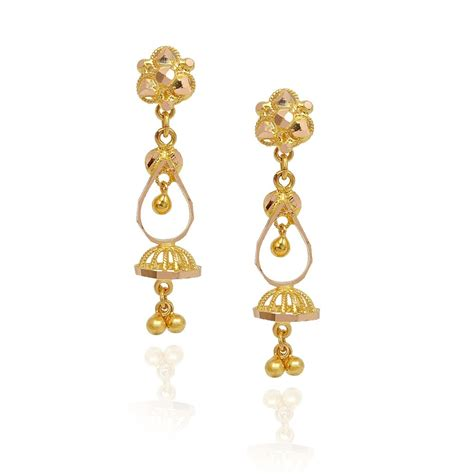 earrings with gold earrings designs with price in grt