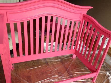 diy chalk paint crib crib chalk paint chalk paint furniture
