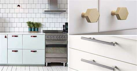 kitchen cabinet hardware handles 8 kitchen cabinet hardware ideas for your home contemporist